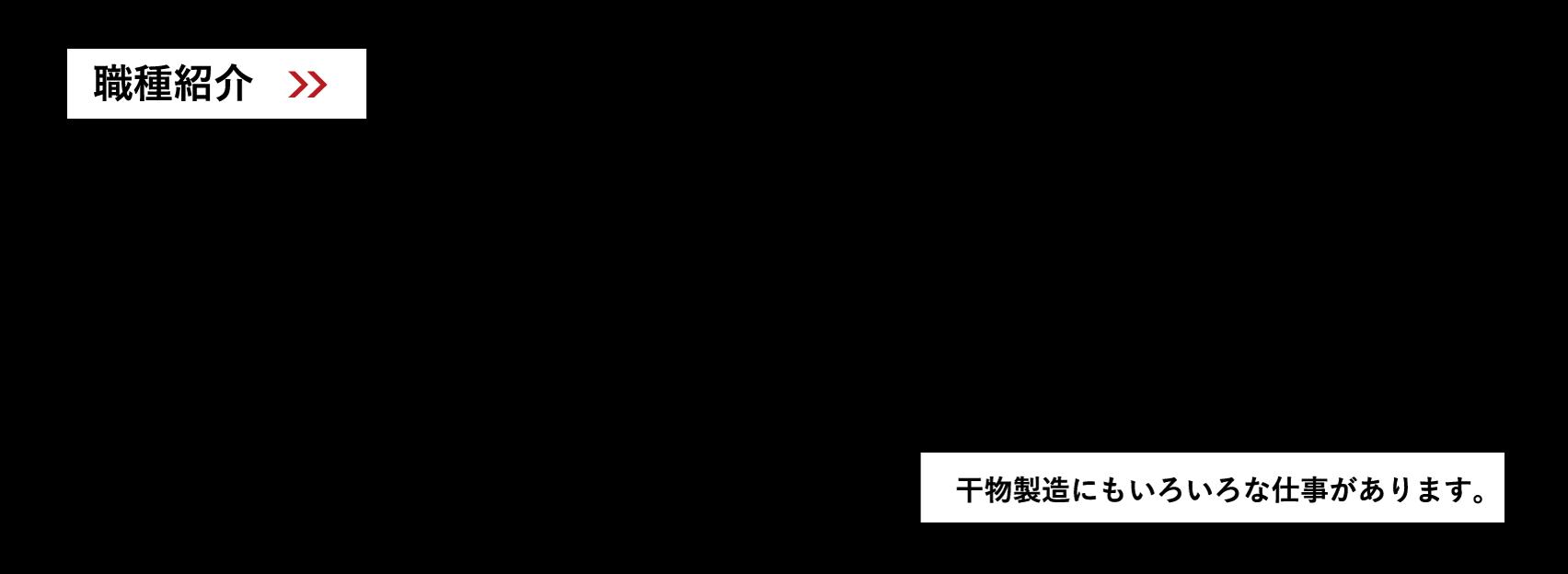津田水産:職種紹介